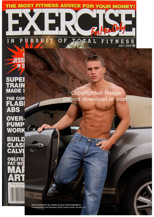 Joshua Maliszewski featured in Exercise for Men