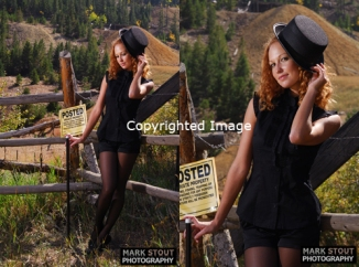 Colorado fashion photographer