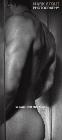 ... of nudes we included in a portfolio shoot with a male fitness model ...