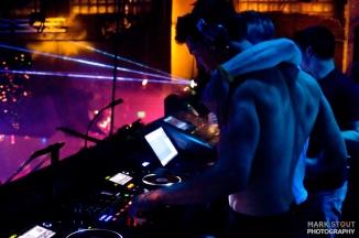 Music photography, DJ Sean O'grady