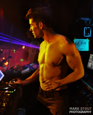 DJ Sean O'Grady at Tracks