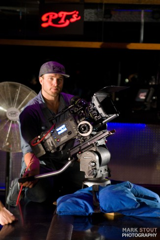 director of photography, production stills