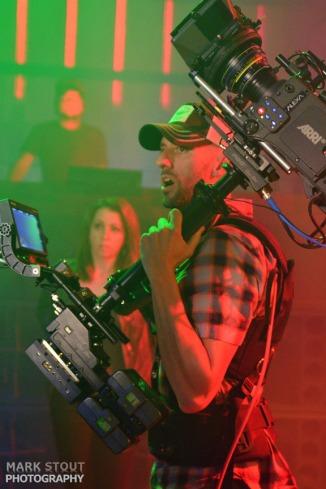 Movie production stills