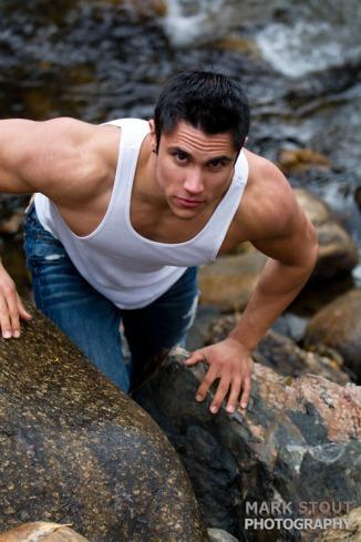 men's fitness photographer