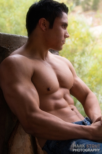 male fitness photographer