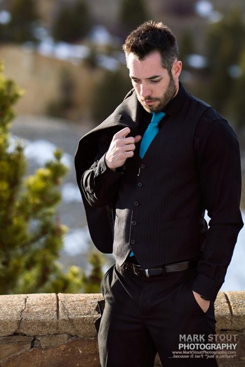 Colorado fashion photoshoot, copyright Mark Stout