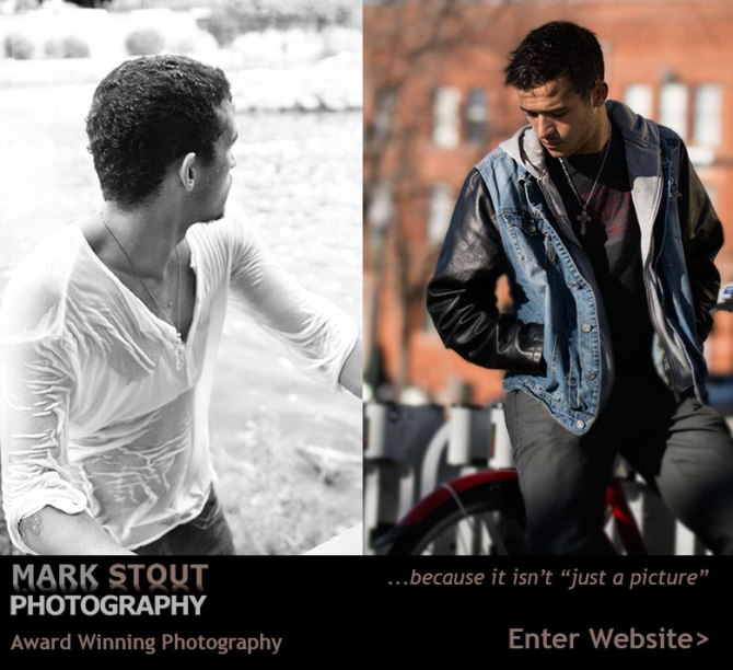 Advertising photographer