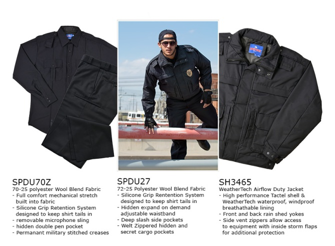 Layout page for apparel catalog. Copyright Mark Stout